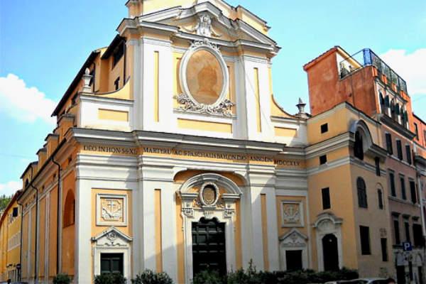 Chiesa di Santi Quaranta Martiri e San Pasquale Baylo - Imagen de Turismo Cultural Italiano