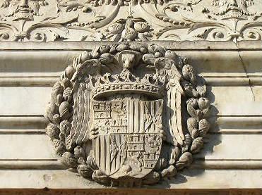 Detalle de la puerta de la Iglesia de San Pedro en Montoro - Imagen de Romar Art Lover