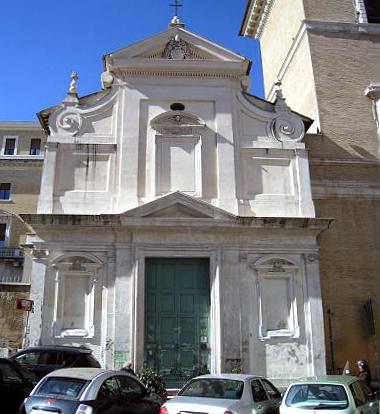 Iglesia de San Calixto - Imagen de Roma Art Lover