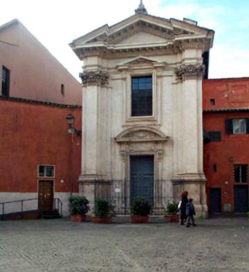 La iglesia de Sant'Egidio