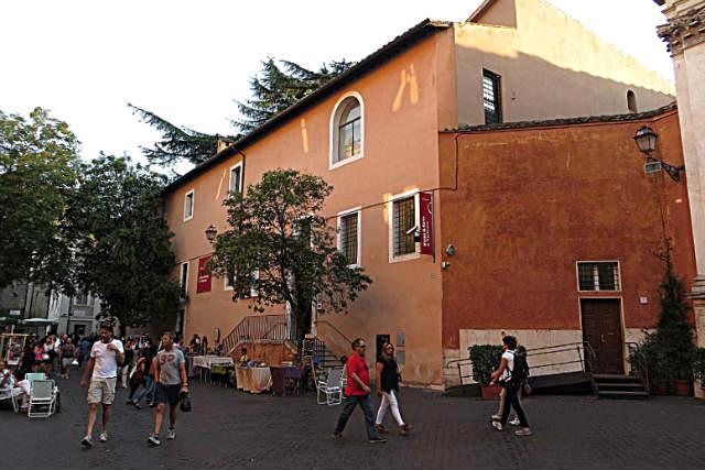 Museo romano del Trastévere - Imagen de Wikipedia