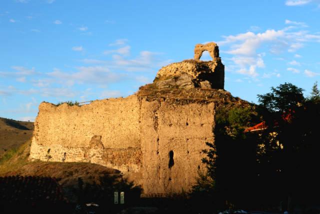 Castillo de Enciso en ruinas - Destino y Sabor