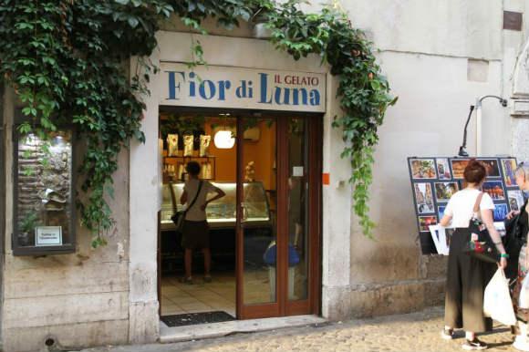 Gelateria Fior di luna - Imagen de Roma.net