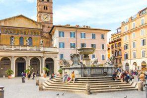 Guía para visitar Roma, perderse en el Trastévere