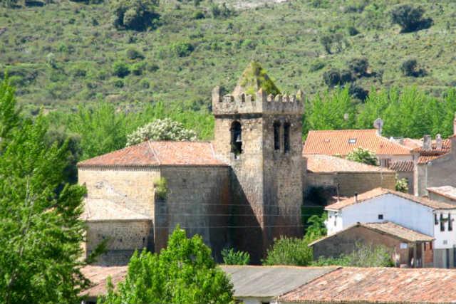 Torre de San Pedro de Enciso - Imagen de GarciLanga