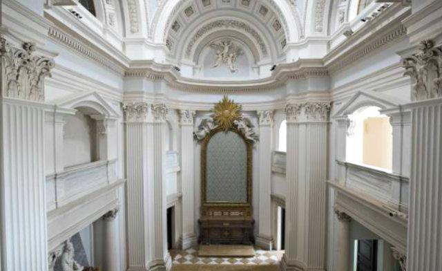 Interior del Palacio del Infante Don Luís - Imagen de Ayto. de Boadilla del Monte