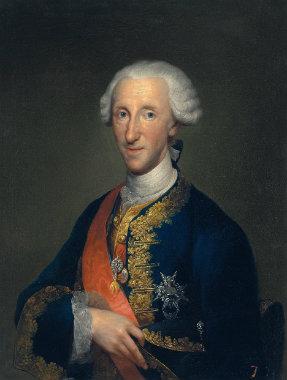 Retrato del Infante D. Luis de Borbón - Imagen Wikipedia