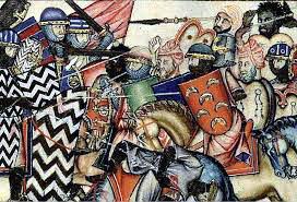 Miniatura de la Batalla de Alarcos