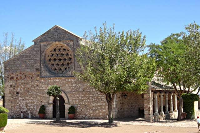 Ermita gótica de Alarcos - Imagen de Raimundo Pastor