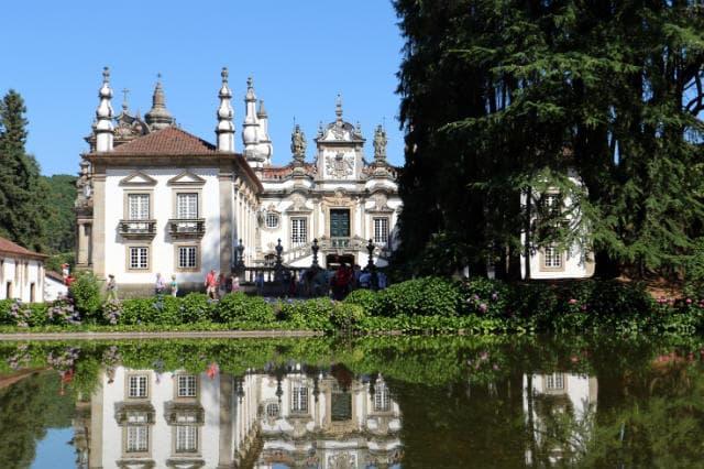 Bodega Palacio Matheus - Destino y Sabor