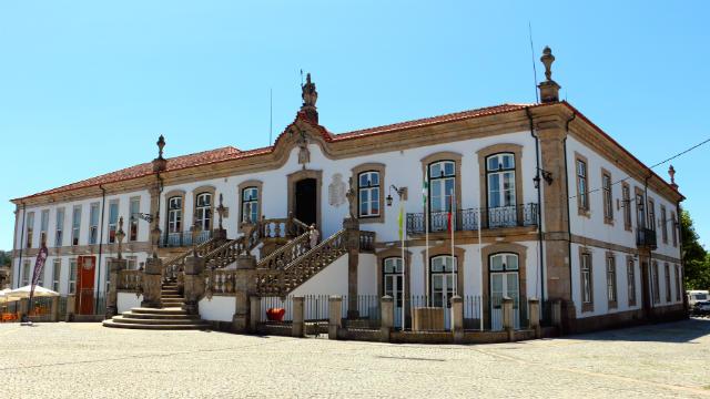 Câmara Municipal De Vila Real - Destino y Sabor