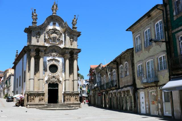 Capela Nova de Vila Real, o Igreja dos Clérigos - Destino y Sabor