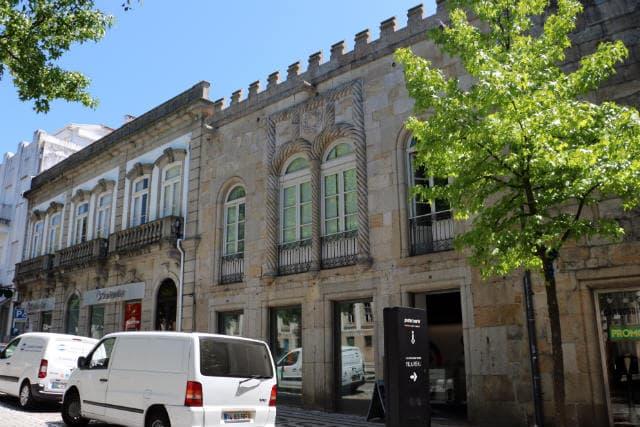 Casa del Arco o Casa de los Marqueses de Vila Real, oficina de turismo de Vila Real - Destino y Sabor