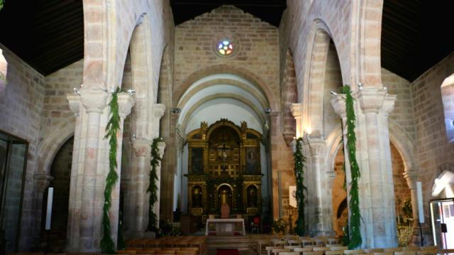 Catedral de Vila Real por dentro - Destino y Sabor