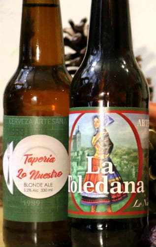Cervezas artesanas - Destino y Sabor