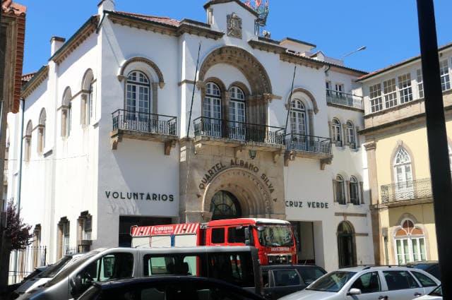 Cuartel de Bomberos histórico de Vila Real - Destino y Sabor