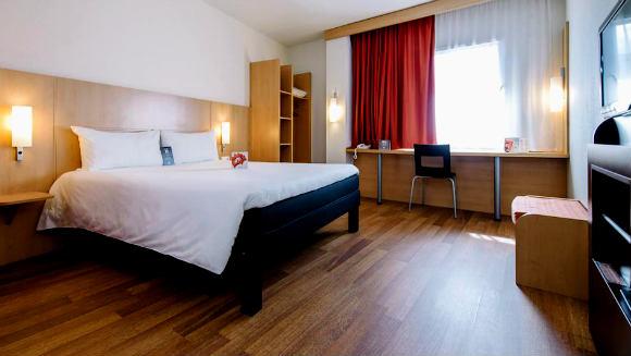 Habitación del Hotel Ibis Centro - Imagen del Hotel