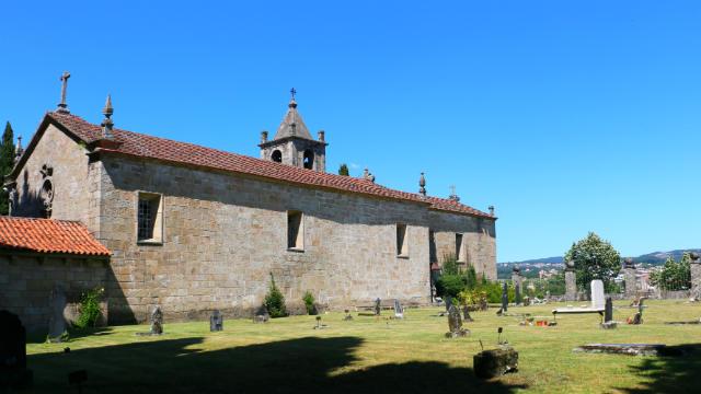 Iglesia de San Denis - Destino y Sabor