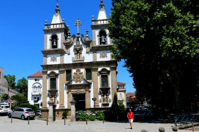 Igreja de São Pedro - Destino y Sabor