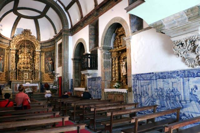 Interior de Igreja dos Clérigos - Destino y Sabor