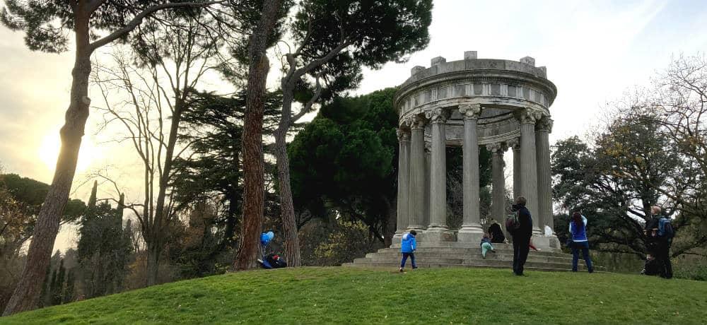 Parque del Capricho - Destino y Sabor