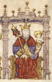 Rey Dionisos I de Portugal - Imagen de Wikipedia