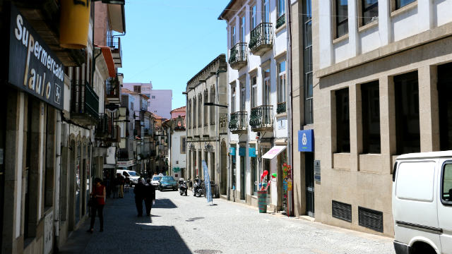 Rua António de Azevedo - Destino y Sabor