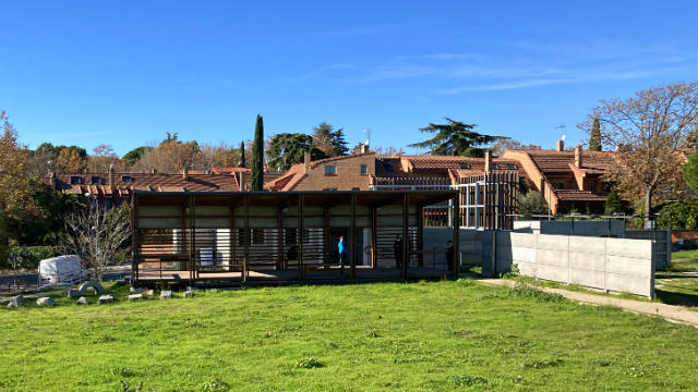 Centro de Visitantes y de interpretación del castillo - Destino y Sabor
