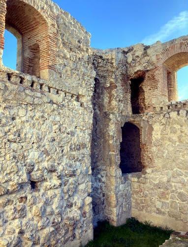 Interior de la Torre palacio que hubo una vez - Destino y Sabor