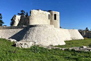 Recinto del Castillo de Barajas - Destino y Sabor