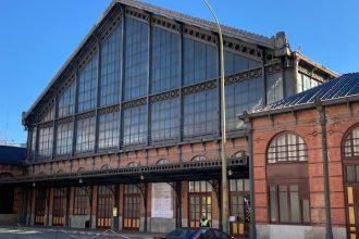 Estación de las Delicias, Museo del Ferrocarril de Madrid - Destino y Sabor