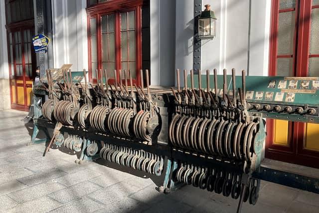 Material ferroviario histórico - Destino y Sabor
