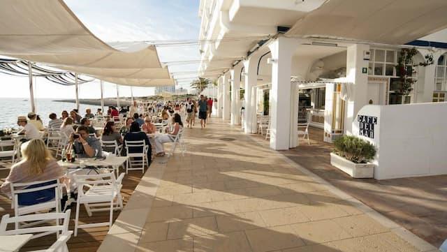 Atardecer en el Café del Mar de San Antonio - Imagen de ElPaís