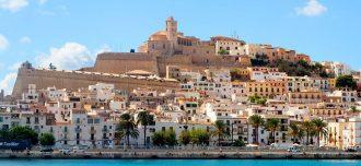 Dalt Vila - Imagen de Ibiza Marathon