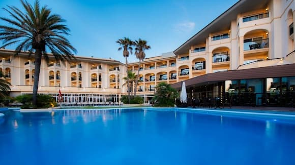 Hotel Apartamentos Blau Parc - Imagen del hotel