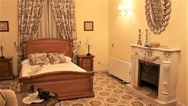 Habitación del Hotel Doña Elisa - Destino y Sabor