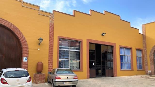 Instalaciones de las Bodegas Corcovo - Destino y Sabor
